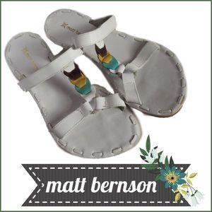 Matt Bernson Anthropologie Leather Sandals